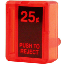 Happ Reject Button RED