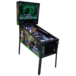 Americas Most Haunted Pinball