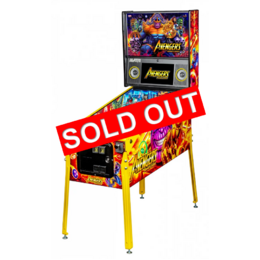 Avengers: Infinity Quest, Limited Edition Pinball