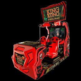 King Kong of Skull Island, 5G VR Machine, With Thrill-D Motion