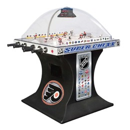 SUPER CHEXX PRO- NHL Licensed Version w/Coin
