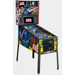 STAR WARS COMIC ART PREMIUM PINBALL