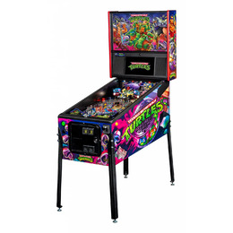 Teenage Mutant Ninja Turtles Premium Edition Pinball
