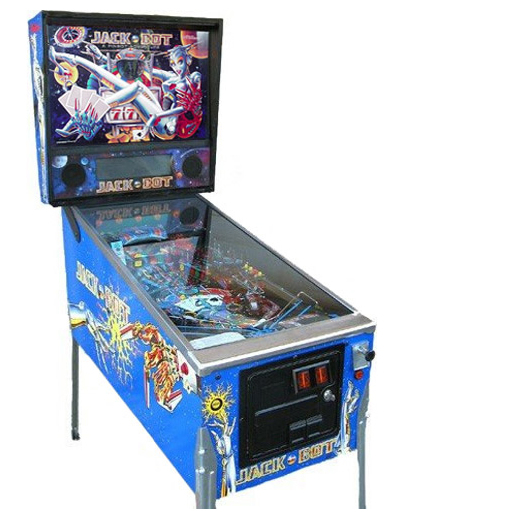 Jack*Bot Pinball Machine