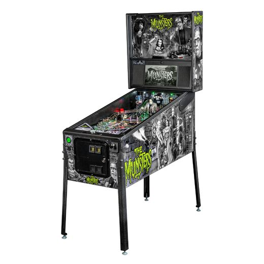 The Munsters Premium Pinball