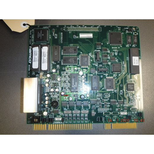 Namco Classic Collection Vol. 2, ND-1, PCB