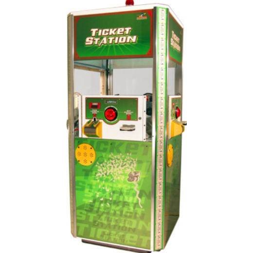 Ticket Station - 1 Sided